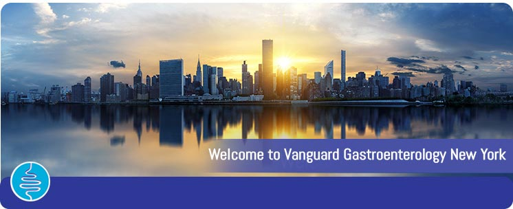 Directions to Vanguard Gastroenterology New York City, NY